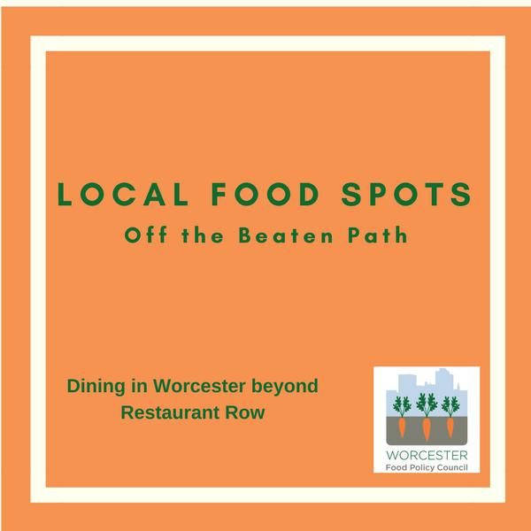 local food spots