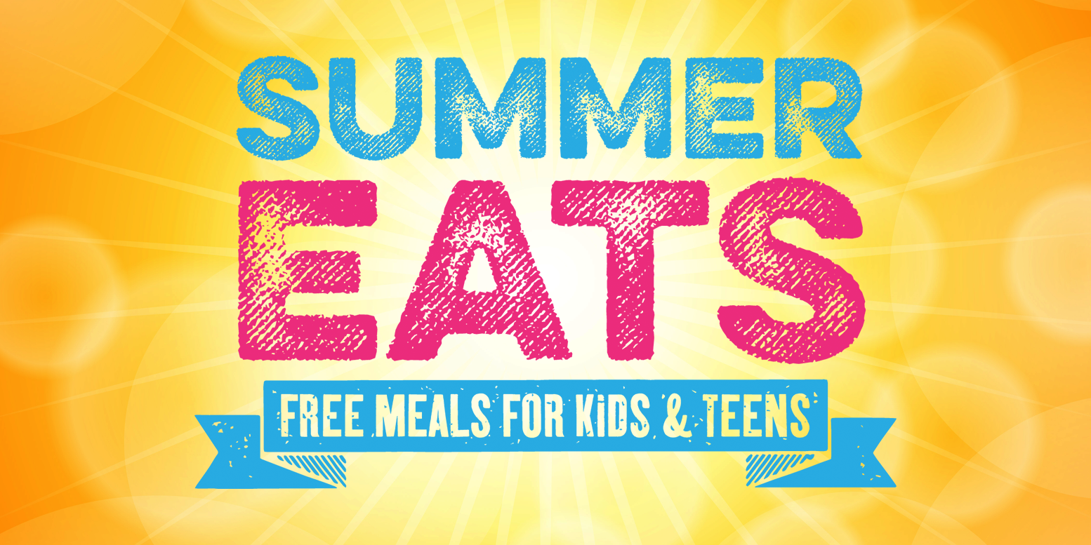 Summer Eats logo for Twitter
