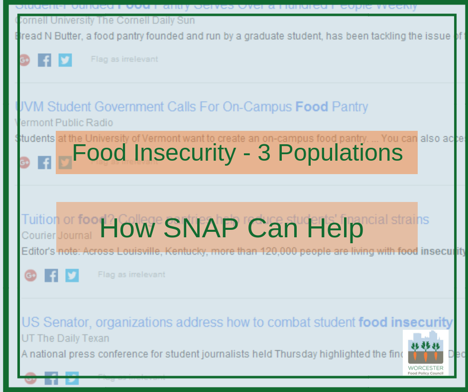 food insecurity vulnerable pops