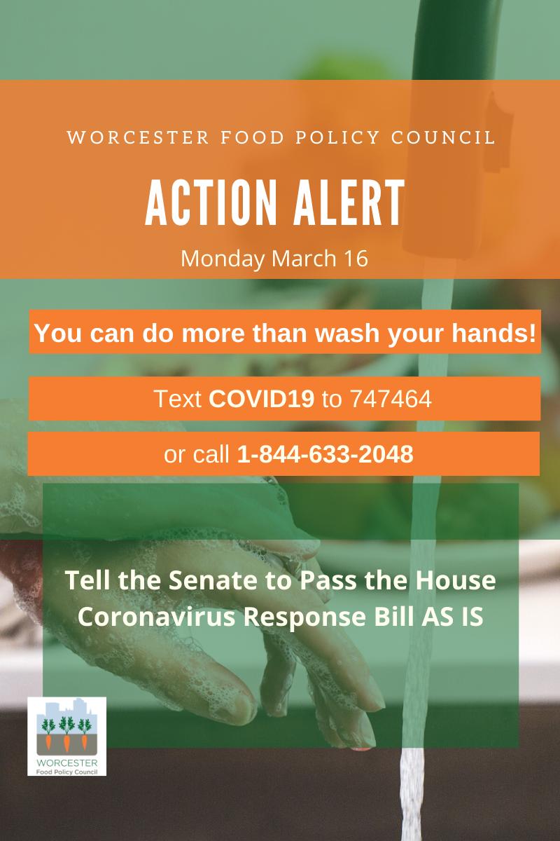action alert covid19